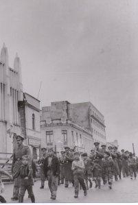 Miguel Rubio Feliz, Premio Nacional de Peridismo 1979, Mención Fotografía, fotografia blanco y negro, Terremoto Valdivia 1960-35mm