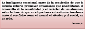 Inteligencia Emocional, Desarrollo Emocional, Daniel Goleman, Desarrollo de las emociones